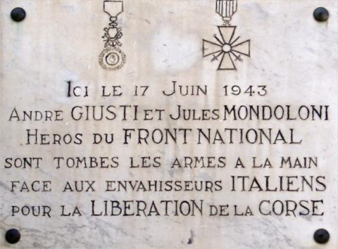 Fusillade de la Brasserie nouvelle 17 juin 1943