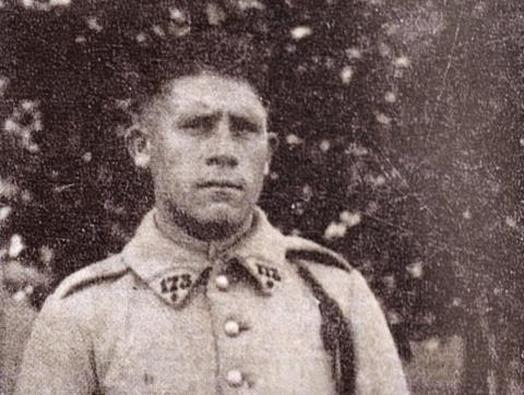 Jules Mondoloni - Né à Petreto-Bicchisano (Corse-du-Sud), le 08-06-1914. Décédé le 17-06-1943 à Ajaccio .