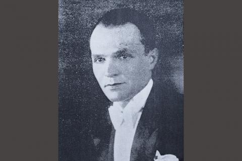 André Guisti (1906 - 1943)