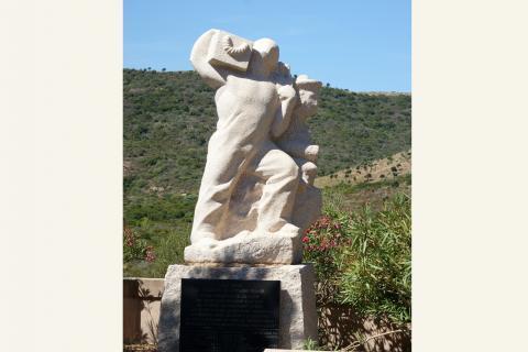 Monument d'Arone