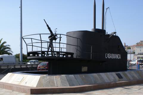 Kiosque du sous-marin Casabianca