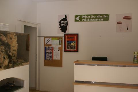 Le Musée de la Résistance de Zonza