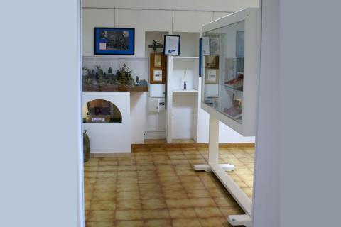 Le musée de la Résistance à ZONZA