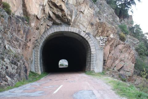 Tunnel de l'Usciolu