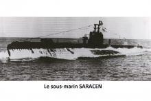 Sous-marin Saracen