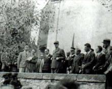 De Gaulle à Sartène
