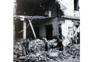 Bastia, ville martyre