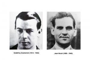 Deux martyrs corses : Fred Scamaroni et Jean Nicoli